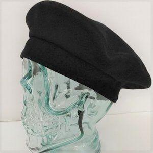 Vintage Wool hat unisex utilitarian